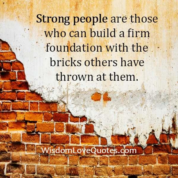 How strong people really are?